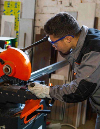 Poză din atelier 7, armătură termopane | Termopane Galati